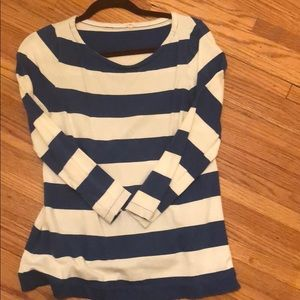 J Crew striped shirt